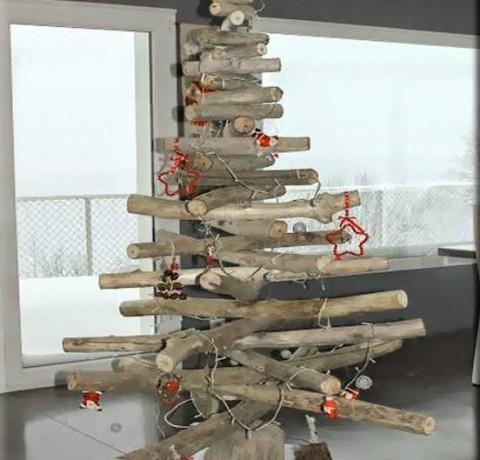 Tabourets en bois flott les bois flott s de sophie for Sapin bois flotte prix