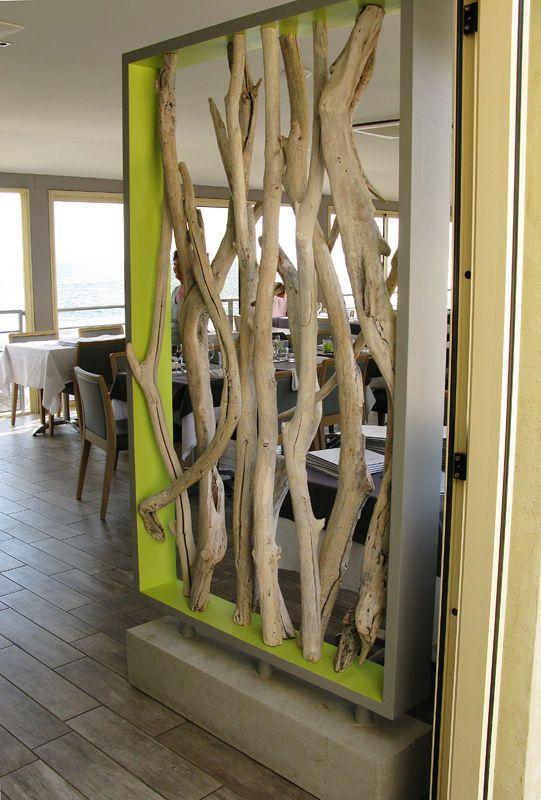 paravent bois flott les bois flott s de sophie. Black Bedroom Furniture Sets. Home Design Ideas