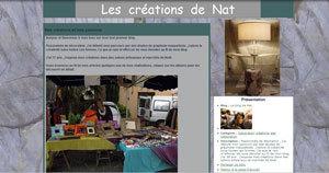 Les créations de Nat